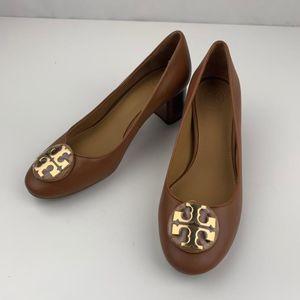Tory Burch 托里·伯奇时装中跟女鞋