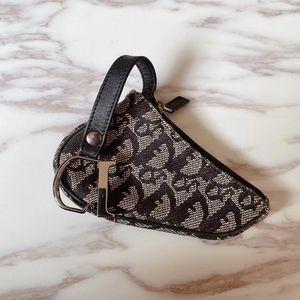 Dior 迪奥马鞍零钱包