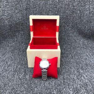 OMEGA 欧米茄女士蝶飞系列自动机械腕表