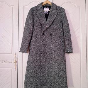 MaxMara 麦丝玛拉长款羊毛大衣