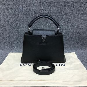 Louis Vuitton 路易·威登高端款Capucines系列BB手提包