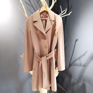 MaxMara 麦丝玛拉羊绒大衣