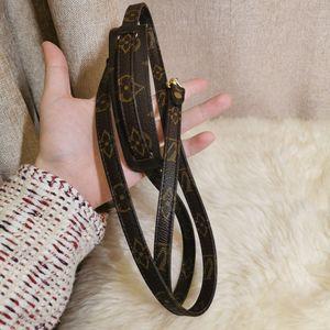Louis Vuitton 路易·威登老花斜挎肩带