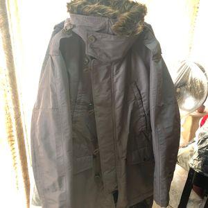 Burberry 博柏利男士猎装大衣