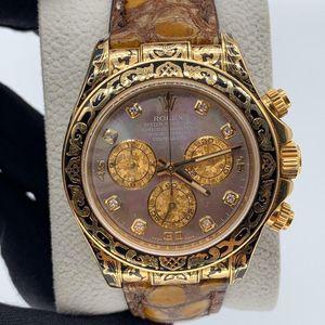 Rolex 劳力士宇宙计型迪通拿116518机械表