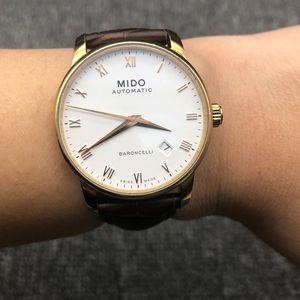 Mido 美度M8600.2.26.8贝伦赛丽系列男表