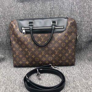 Louis Vuitton 路易·威登老花男士手提单肩公文包
