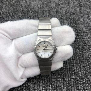 OMEGA 欧米茄女士星座系列自动机械腕表