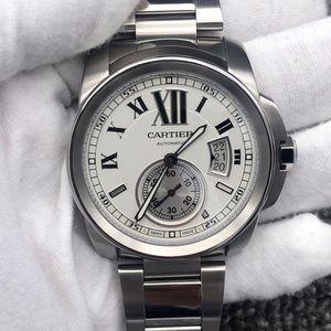 Cartier 卡地亚W7100015自动机械男士腕表