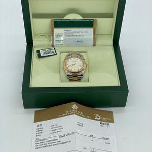 Rolex 劳力士日志型116333系列机械表