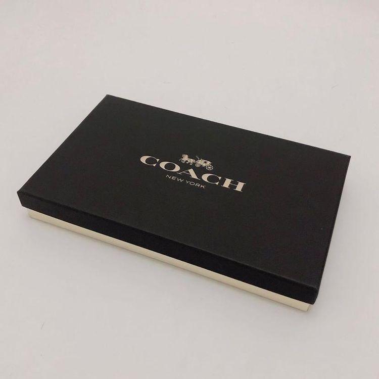 COACH 蔻驰限量款大C双面羊毛礼盒围巾