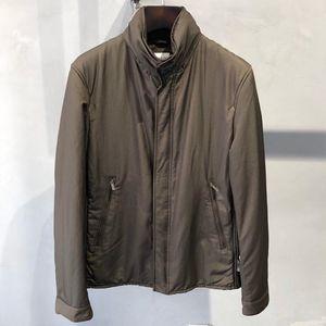 ARMANI 阿玛尼男士秋冬款棉服夹克外套