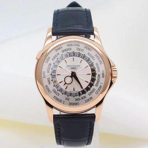 PATEK PHILIPPE 百达翡丽复杂功能计时系列机械腕表