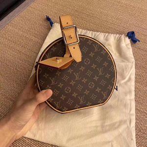 Louis Vuitton 路易·威登老花硬饼单肩包