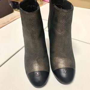 CHANEL 香奈儿裸靴