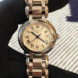 LONGINES 浪琴优雅系石英腕表