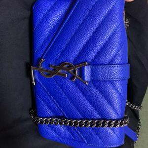 Yves Saint Laurent 伊夫·圣罗兰链条斜挎包