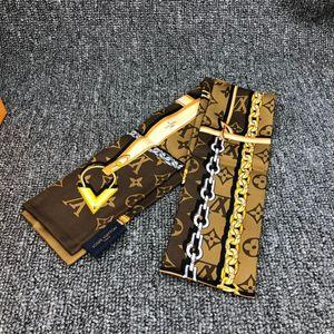 Louis Vuitton  路易·威登卡其色发带围巾