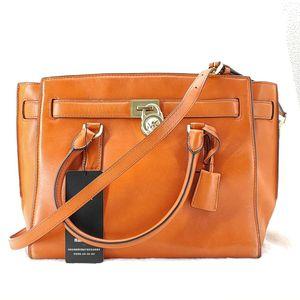 Michael kors 迈克.科尔斯橘色手提包