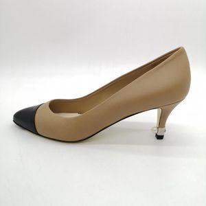 CHANEL 香奈儿女士中跟鞋