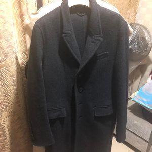 Burberry 博柏利男士高端双面羊毛大衣