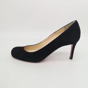 Christian Louboutin克里斯提·鲁布托女士中跟鞋
