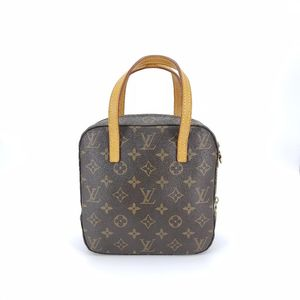 Louis Vuitton 路易·威登老花饭盒手提包