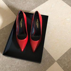 Yves Saint Laurent 伊夫·圣罗兰女士高跟鞋