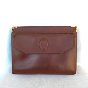 Cartier 卡地亚手拿包