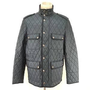 Burberry 博柏利深蓝色外套
