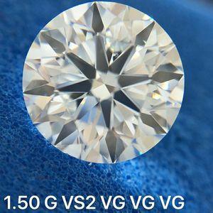 钻石  1.5克拉钻石