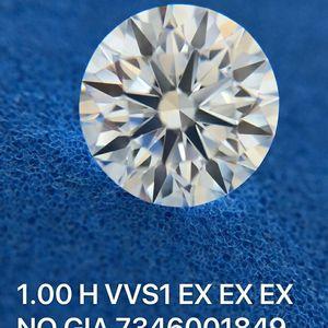 钻石  1克拉钻石