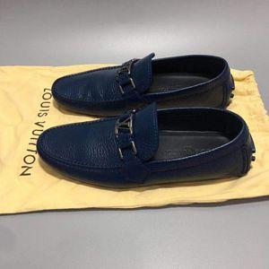 Louis Vuitton 路易·威登男豆豆鞋