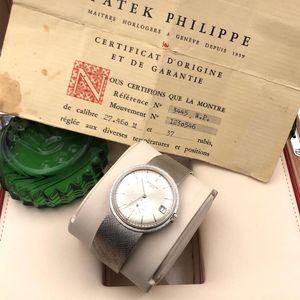 PATEK PHILIPPE 百达翡丽ref.3445自动机械男表