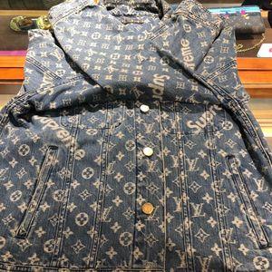 Louis Vuitton路易·威登男士外套