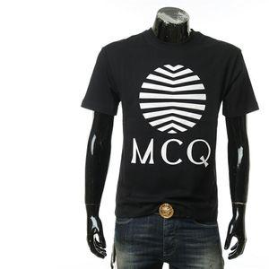 Alexander McQueen 亚历山大·麦昆男士休闲百搭短袖T恤