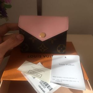 Louis Vuitton 路易·威登三折钱包