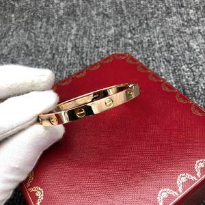 Cartier 卡地亚17号玫瑰金无钻手镯
