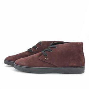 COACH 蔻驰麂皮休闲板鞋