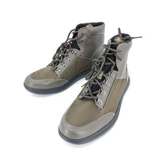 COACH 蔻驰拼色靴子