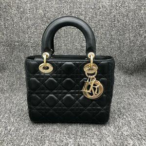 Dior 迪奥女士戴妃四格手提包