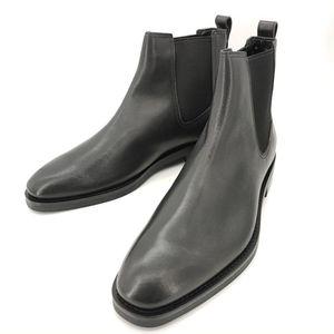 COACH 蔻驰黑色短靴
