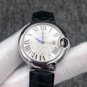 Cartier 卡地亚W6920085蓝气球系列石英机芯女士腕表