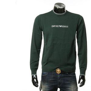 Emporio Armani安普里奥·阿玛尼男士针织衫