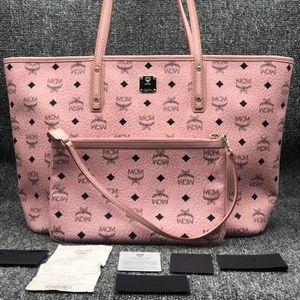 MCM 子母大号购物袋