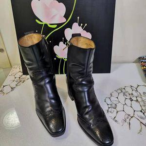 Yves Saint Laurent伊夫·圣罗兰男士靴子