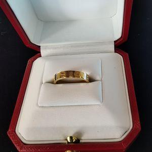 Cartier 卡地亚女士戒指
