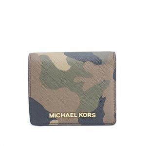 Michael kors  迈克.科尔斯迷彩钱包