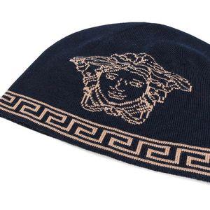 Versace 范思哲男士帽子