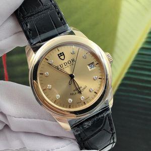 Tudor 帝舵骏钰系列男士自动机械腕表